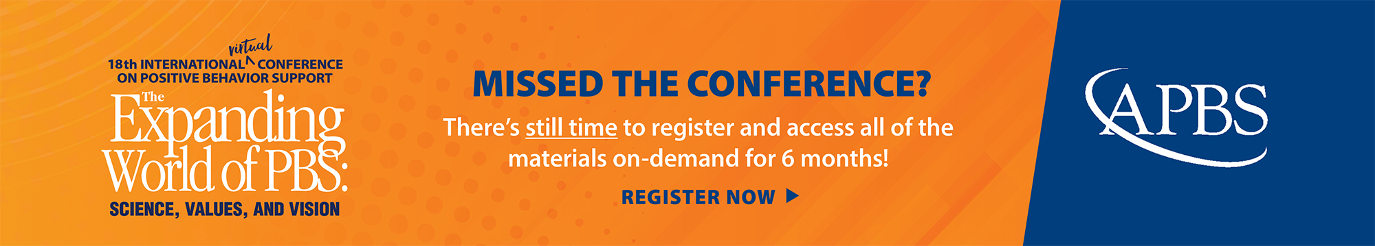 Still time to register for the 2021 conference and access all of the materials on-demand for six months