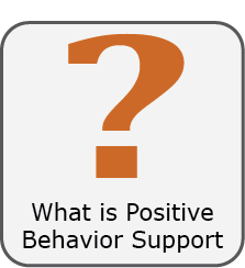 benefits of positive behaviour supports Positive behavior support appears to be best suited for long-term change and is proactive to the extent that it attempts to teach behaviors and impact the environment that surrounds these behaviors this is contrasted to aversive or punitive approaches that seem best suited to a crisis management mode.