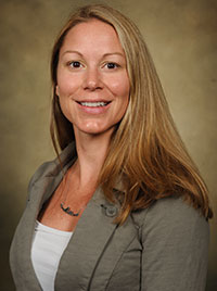 Dr. Sara McDaniel, 2016 Association for Positive Behavior Support Ted Carr Initial Research Award Recipient